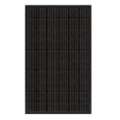 JA Solar Panel / Percium - All Black 295 Watt